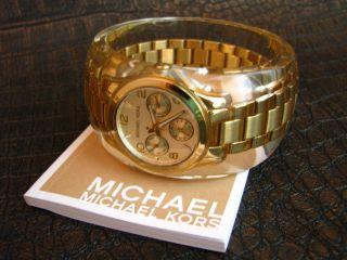 Michael Kors Uhr Damenuhr Reifuhr Mk3262 Bild