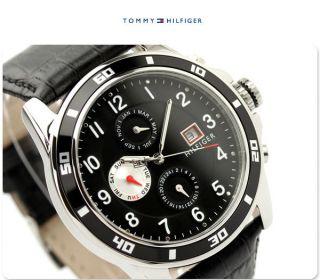 Tommy Hilfiger Herrenuhr Chronograph Tommy Hilfiger Watch 1790740 Uvp 179€ Bild