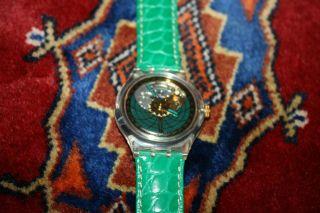 Swatch Automatic Uhr Bild