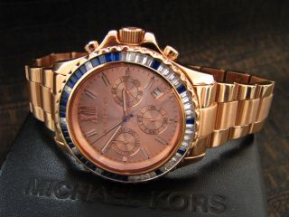 Michael Kors Uhr Chronograph Everest Mk5755 Bild