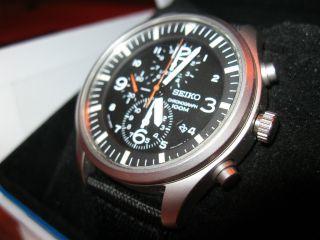 Seiko Chronograph Snda57p1 Bild