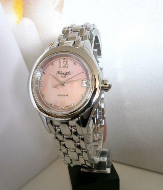 Kienzle Damenuhr Automatik Metall Armband Saphirglas Bild