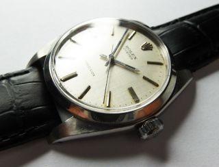 Rolex Oyster Precision Ref.  6426 Steel Textured Dial 1970 Bild