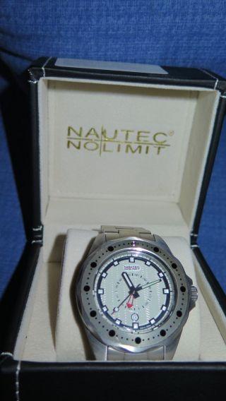 Armbanduhr Nautec No Limit,  Modell Orca Bild