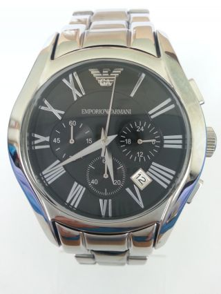 Herren Armani Chronograph Ar0673 Bild