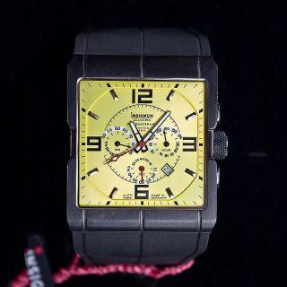 Insignum Quadra Armbanduhr,  Nr.  067 Von 499 Stück Bild
