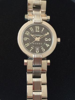 Starck Miami Damen Edelstahl Armbanduhr / Uhr Modell Epicure Lp.  440€ Bild