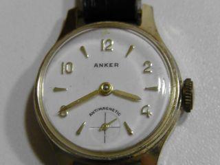 Armbanduhr Anker Antimagnetic Bild