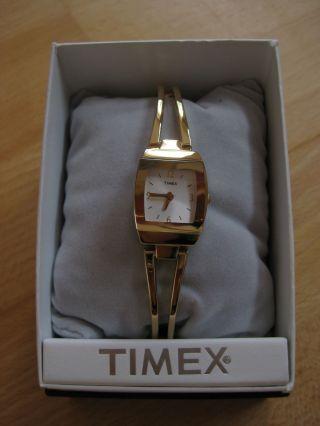 Timex Damen - Armbanduhr T 25841 Pg Goldfarben Bild