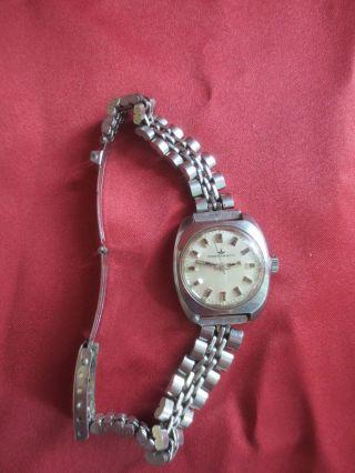 Dugena - Matic Automatik Armbanduhr Bild