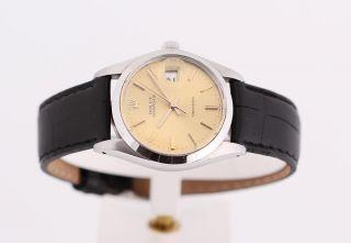 Rolex Qysterdate Precision Herrenarmbanduhr Ref - Nr.  : 6694 Bild