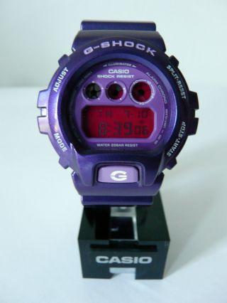 G - Shock Dw - 6900cc - 6er,  20 Bar Water Resist,  Ovp Bild