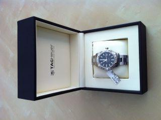 Tag Heuer Aquaracer Wap2010.  Ba0830 Armbanduhr Für Herren,  Und Ungetragen Bild