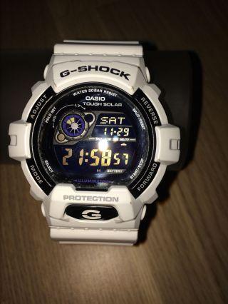 Casio G - Shock Solar Gr - 8900a - 7er Wie Bild