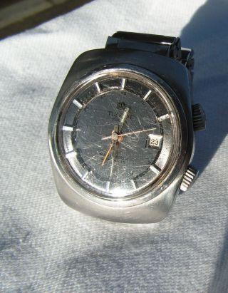 Herren Armbanduhr Herrenuhr Tissot Swiss Navigator Sonorus Bild