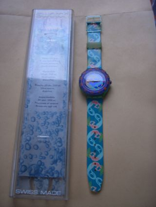 Swatch Uhr Sailors Joy Bild