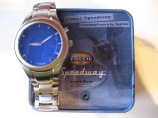 Uhr Herren Herrenuhr Fossil Silber Jr8623 Bild