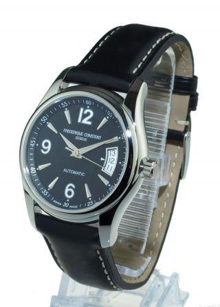 Frederique Constant Automatik Herren Uhr Damen Uhr Fc - 303b4b,  & Ovp Bild
