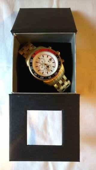 Armbanduhr Raoul U.  Braun Rub 05 - 0038 Nur 2 X Getragen Bild