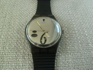Design Chrom Vintage 1991 Rar,  Swatch,  Ovp Inkl.  Neue Batterie Bild