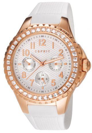 Esprit Benicia Rosegold White Damen Uhr Es106622005 Bild