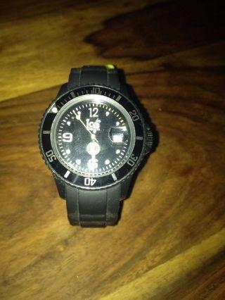 Ice Watch Schwarz Bvb Bild