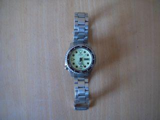 Citizen Promaster Diver Automatik Uhr 200 Meter - Lumibright – 8203 82433 Bild
