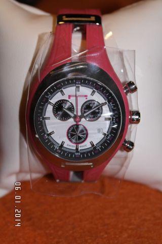 Pirelli P Zero Tempo Quarz Herren Uhr Chronograph R7971600045 Uvp 440€ Bild