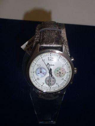 Fossil Armbanduhr - Bild