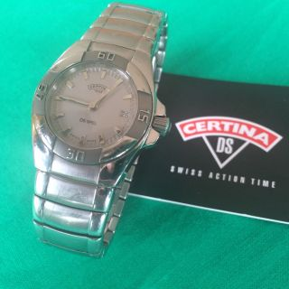 Armbanduhr Damenuhr Certina Quarz Bild