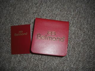 Uhrenbox Belmond Bild