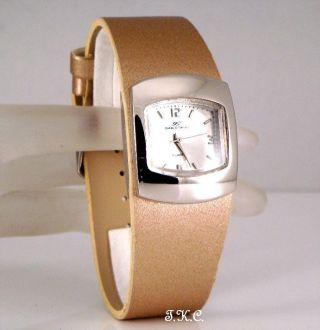 Retro Armbanduhr Vergoldet Mit Blasen Damen Uhr 60 Und 70 Stil Bild