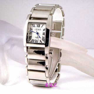 Retro Designer Bracelet Stil Silber Rhodium Pltd Klassisch Herren Handgelenk Bild