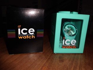 Ice Watch Special - Turquoise Unisex Armbanduhr Bild