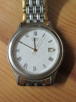 Citizen Herren Armbanduhr Bild