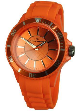 Tom Tailor Armbanduhr Damen Herren Uhr Farben Silikon Zeit Bild