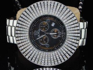Armbanduhr Herren Jojo Joe Rodero 15ctw Mit Diamanten Uhr Bild