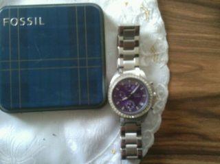 Fossil Damen Uhr Bild