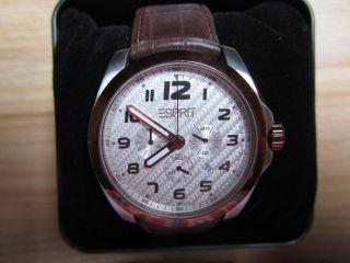 Esprit Herren Chronograph Mit Neuer Batterie Bild