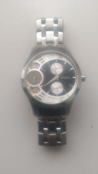 Fossil Me1011 Twist Armbanduhr Für Herren (fossilme1011) Bild