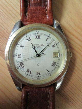 Certina Herren Armbanduhr Bild