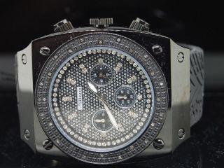 Armbanduhr Herren Jojino Joe Rodeo Schwarze Ausführung Diamant Bild