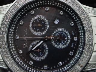 Armbanduhr Herren Jojo Jojino Joe Rodeo 1.  8k Sizilien Diamant Bild