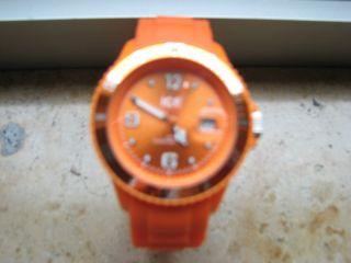 Armbanduhr Von Icewatch Orange Bild
