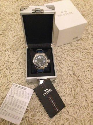 Tw Steel Tw300 Armbanduhr Unisex,  Mit Ovp Bild