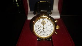 Poljot Russian Mechanical Watch President Putin Chronograph Bild