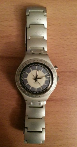 Swatch Irony Aluminium,  Model Loomi (1996) Bild