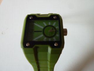 Grüne Esprit Uhr Bild