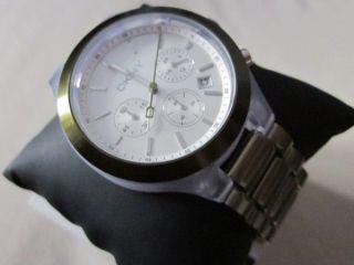 Dkny Ny8286 Uhr Chronograph Watch Aluminium Damen Ladies Bild