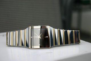 Rado Anatom Jubile Bicolor Quarz Mit Diamanten Bild